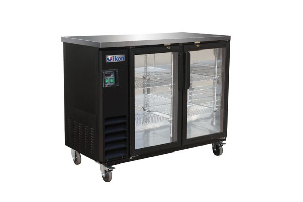 "IBB-48-2G-24SD Back Bar 48"" Sliding Door"