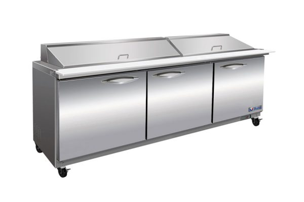 ISP72M Megatop Sandwich Prep Table