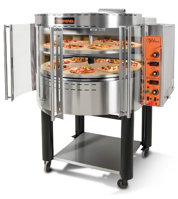 Sierra Volare Rotating Pizza Oven