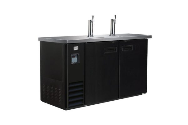 Ikon Series - KDD49-2-2 Direct Draw Keg Cooler