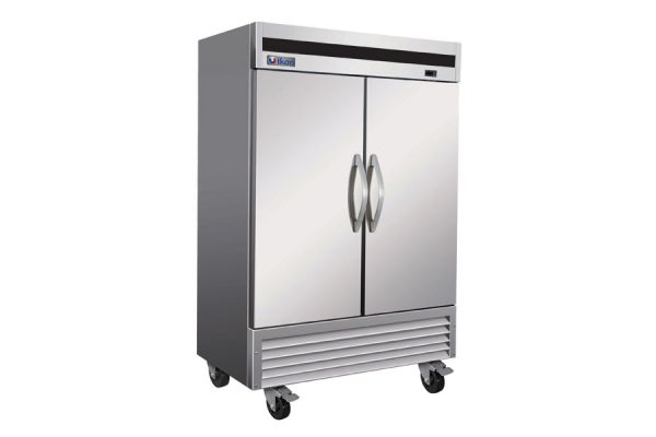 IB54R Double Door Bottom Mount Refrigerator