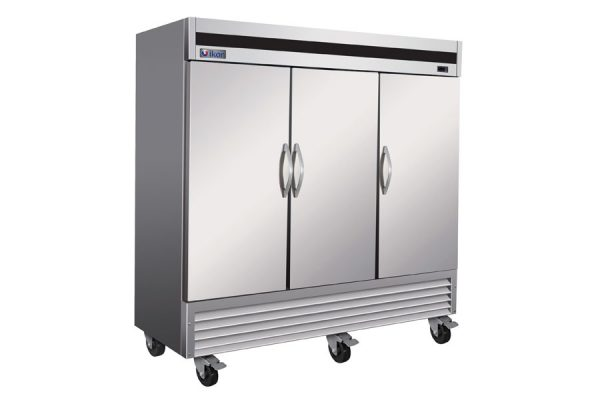 IB81R Triple Door Bottom Mount Refrigerator