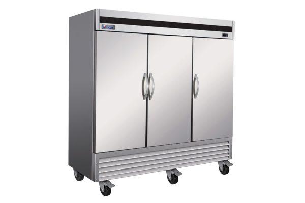 IB81R Triple Door Bottom Mount Refrigerator
