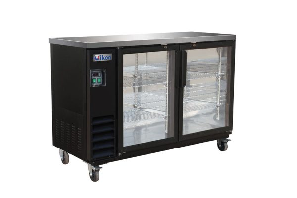 "IBB-61-2G-24SD Back Bar 60"" Sliding Door"