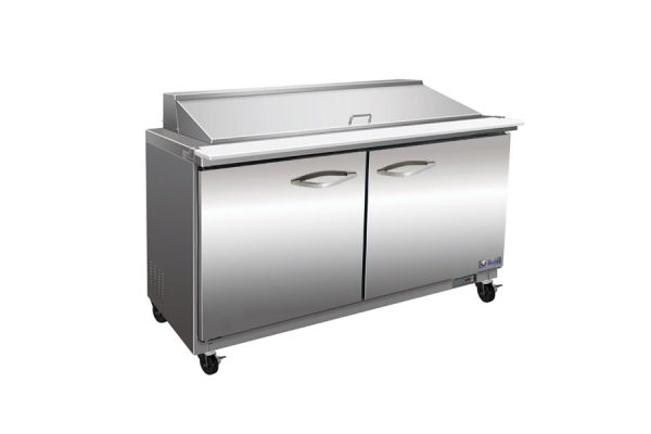 ISP48M Megatop Sandwich Prep Table