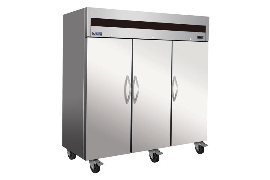 IT82R Triple Door Refrigerator Top Mount