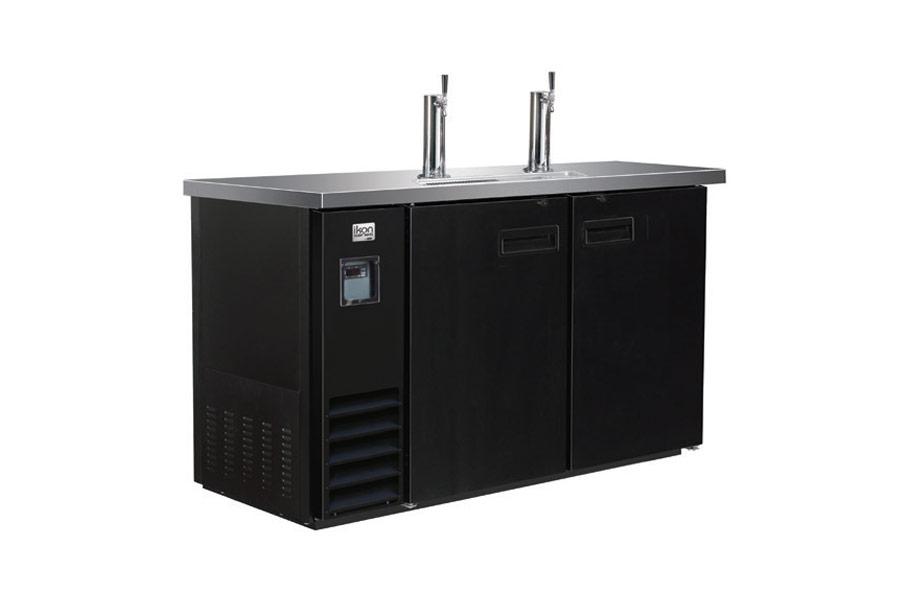Ikon Series - KDD49-2-2 Direct Draw Keg Cooler