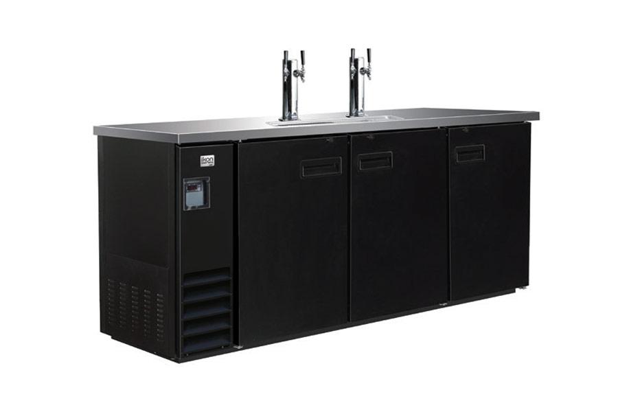 Ikon Series - KDD74-4-2 Direct Draw Keg Cooler